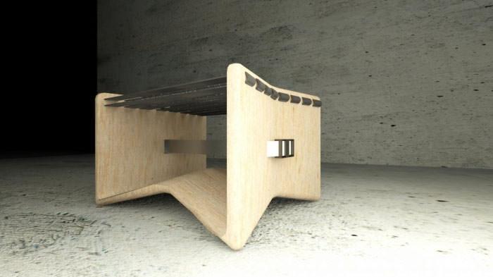 Belt _ Seat | Βιομηχανικό design