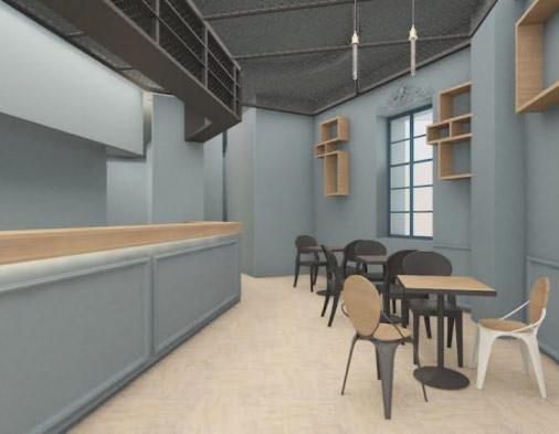 Εστιατόριο στην Εύβοια | Ειδικά κτίρια
