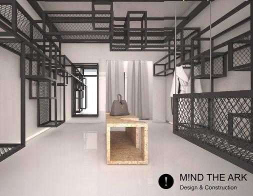 Retail Shop Design, Πάτρα | Ειδικά κτίρια