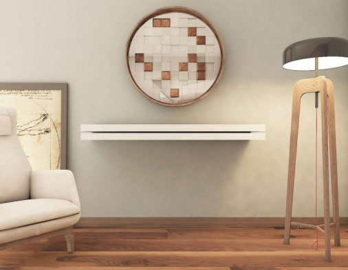 Antitesi_Specchio Rotante | Βιομηχανικό design