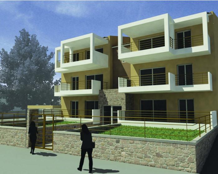 Πολυκατοικία στο Γέρακα | Κατοικίες
