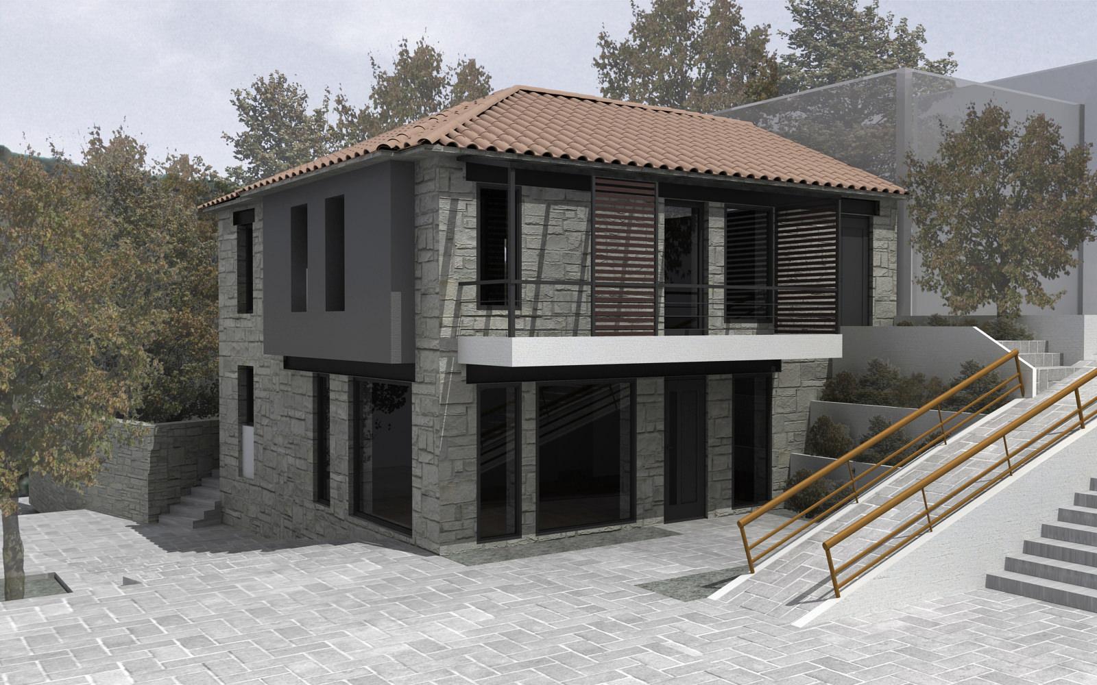 Κατοικία στη Κλέπα Ναυπακτίας   Κατοικίες