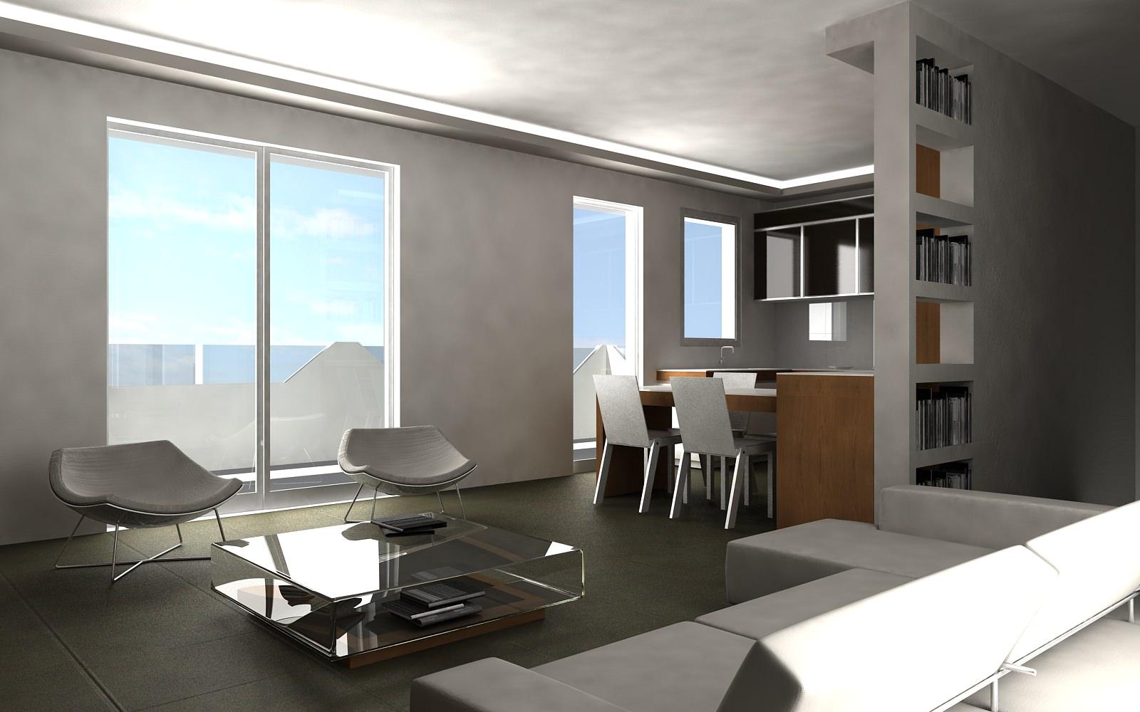 Ανακαίνιση κατοικίας στο Λαύριο | Κατοικίες