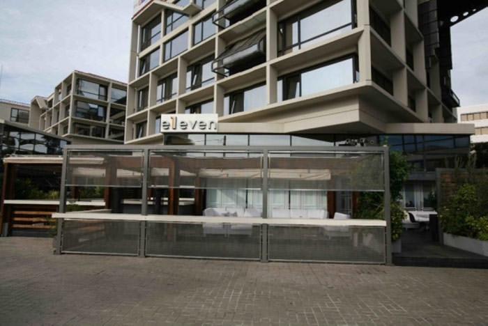 Bar-restaurant Eleven Interior | Special Buildings