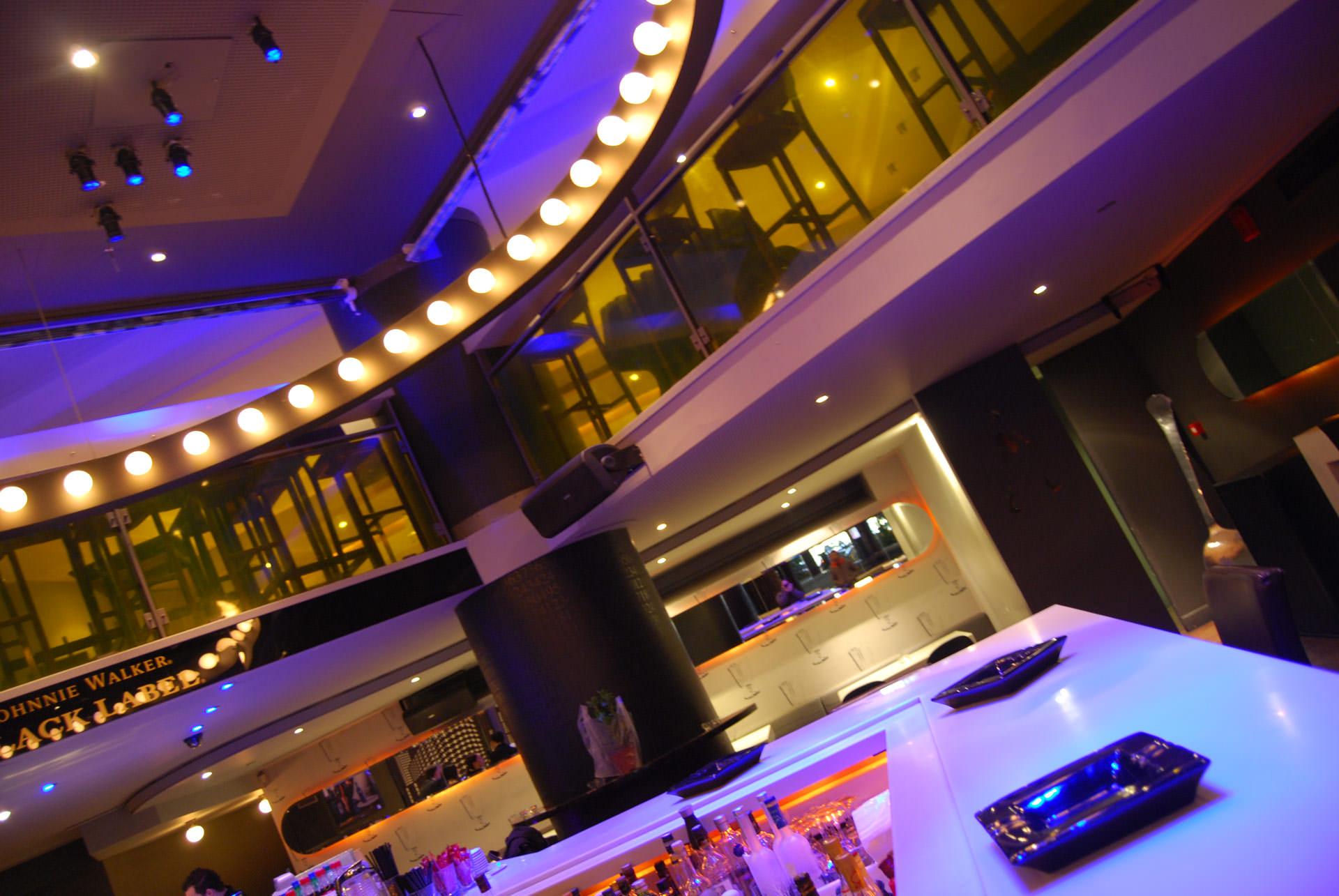 Bar-restaurant Eleven Exterior | Special Buildings