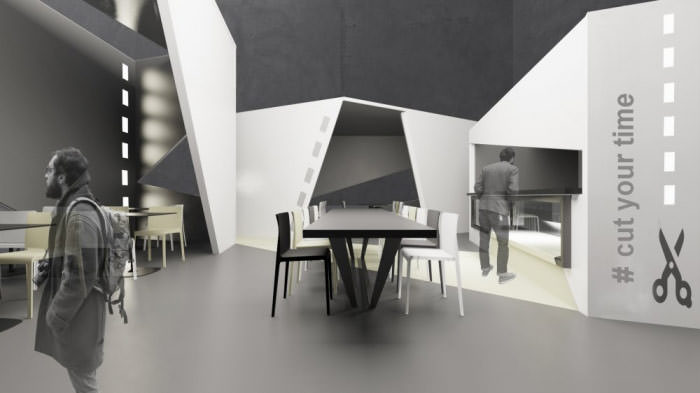 Cutting edges_bar project_Interieur awards 2014 competition | Special Buildings
