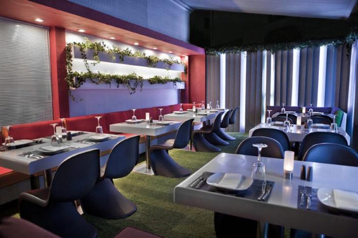 Bar-restaurant Eleven plus   Special Buildings