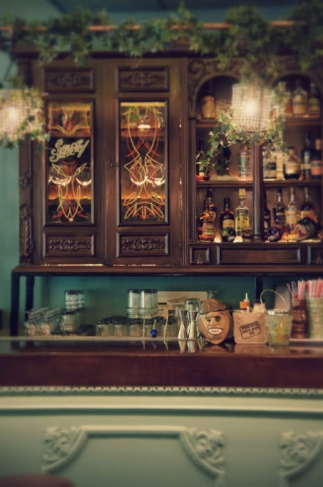 White Monkey all day cafe bar | Special Buildings