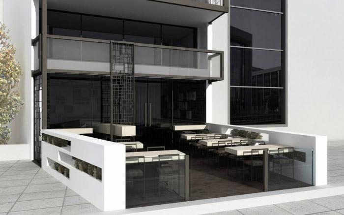 Espresso bar στο Μαρούσι | Special Buildings