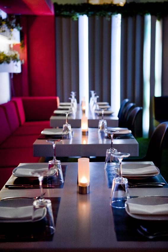 Bar-restaurant Eleven plus | Special Buildings