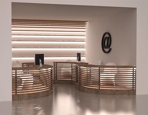 Πρόταση για business corner στο ξενοδοχείο Soffitel
